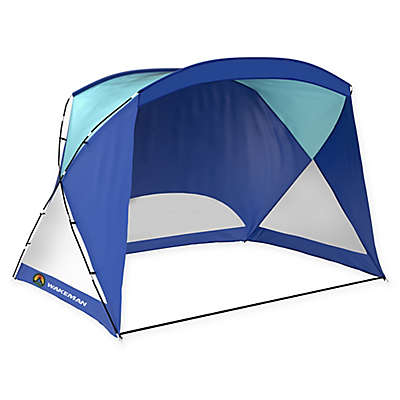 Wakeman Beach Tent in Blue