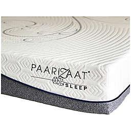 10-Inch Cooling Gel Memory Foam Mattress in White