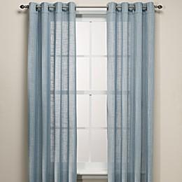 B. Smith Origami Grommet Window Curtain Panel