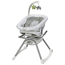 Graco® Duet Glide™ LX Gliding Swing in Sterling Beige