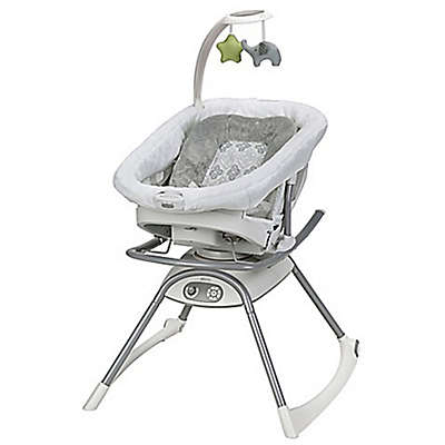 Graco® Duet Glide™ LX Gliding Swing with Portable Rocker in Sterling