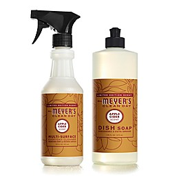 Mrs. Meyer's® Dish Soap and Multi-Surface Cleaner Collection