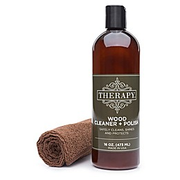Therapy™ 16 oz. 2-Piece Wood Cleaner and Polish Kit