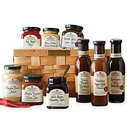 Stonewall Kitchen 10-Piece Favorite Flavors Gift Basket