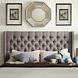 iNSPIRE Q® Hatton Hill Button Tufted Wingback Headboard