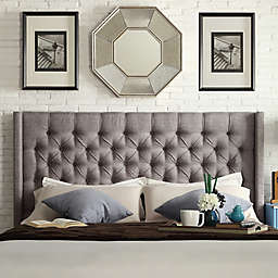 half off 5ce3a df6d3 tufted headboard with sides | Bed Bath & Beyond