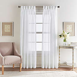 Spellbound Pinch-Pleat Window Curtain Panel