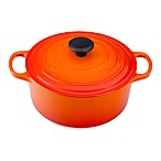 Le Creuset® Signature 4.5 qt. Round Dutch Oven in Flame