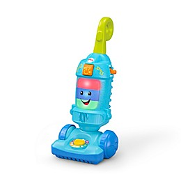 Fisher-Price® Walker Laugh & Learn Light Up Vacuum in Blue