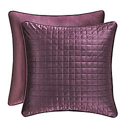 J. Queen New York™ Glacier Square Throw Pillow