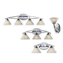 ELK Lighting Elysburg Vanities in Polished Chrome