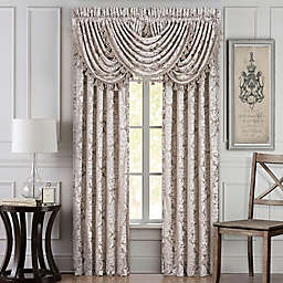 J. Queen New York™ Bel Air 2-Pack Window Curtain in Sand