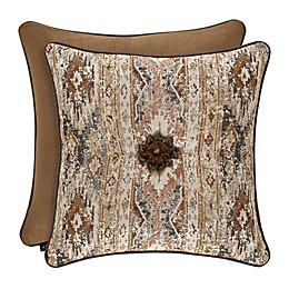 J. Queen New York™ Brave Front 20-Inch Square Throw Pillow in Rust