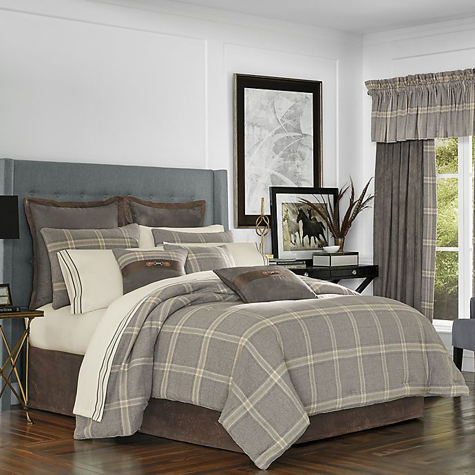 Alternate image 1 for J. Queen New York™ Jaspen Comforter Set