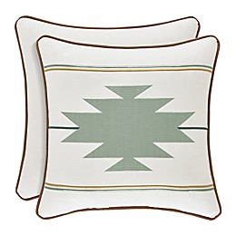 J. Queen New York™ Phoenix 18-Inch Square Throw Pillow in Spa