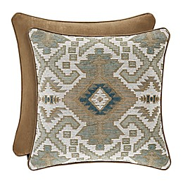J. Queen New York™ Phoenix 20-Inch Square Throw Pillow in Spa