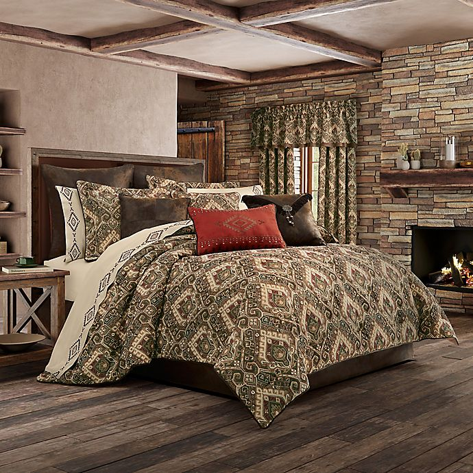 Alternate image 1 for J. Queen New York™ Taos 4-Piece Comforter Set
