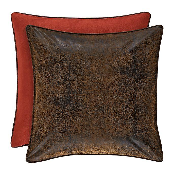 Alternate image 1 for J. Queen New York™ Taos European Pillow Sham in Brown