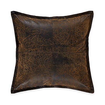 Leather Throw Pillows Bed Bath Beyond