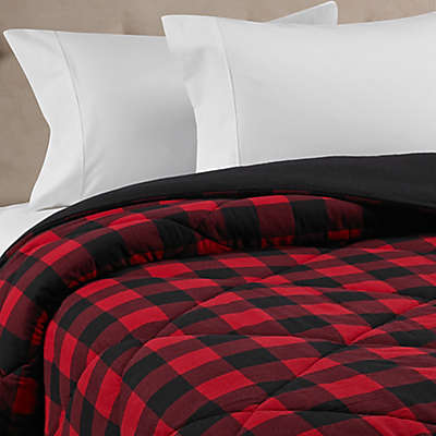 The Season's Collection® Homegrown™ Buffalo Checkered Flannel Comforter