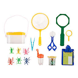 Hey! Play! 17-Piece Kids Bug Kit