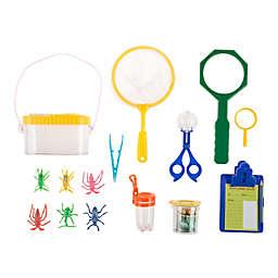 Hey! Play! 17-Piece Kids Bug Kit