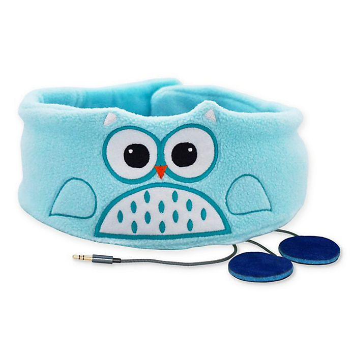 Alternate image 1 for Snuggly Rascals Owl Kids Headphones