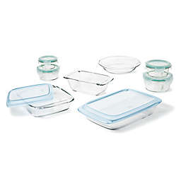 OXO Good Grips® 14-Piece Glass Baking Dish Set with Lids