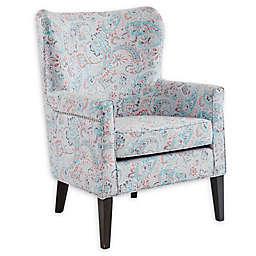 Madison Park Polyester Upholstered Colette Chair
