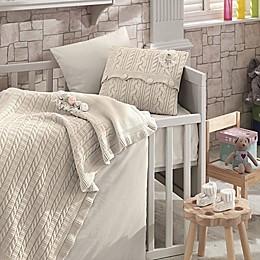 Nipperland® Rose Garden 6-Piece Crib Bedding Set