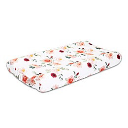The Peanutshell™ Rose Changing Pad Cover