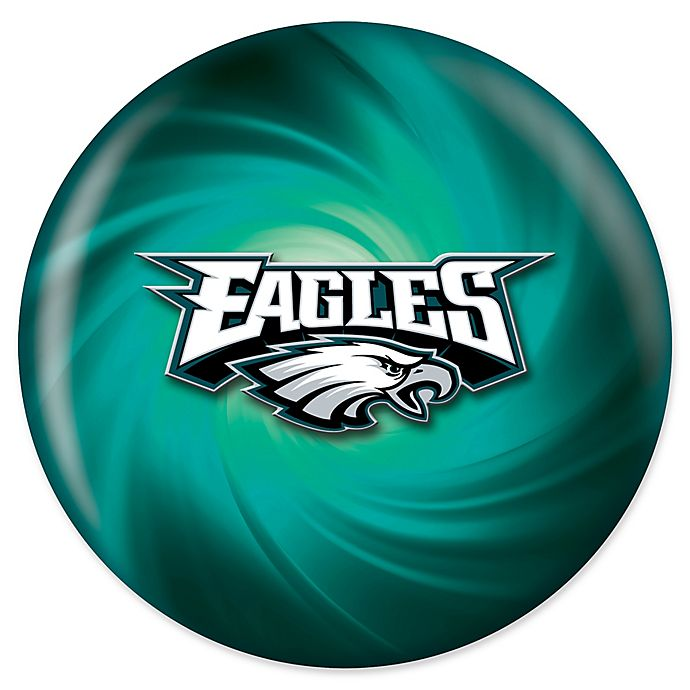 Alternate image 1 for NFL Philadelphia Eagles Swirl 14 lb.Bowling Ball