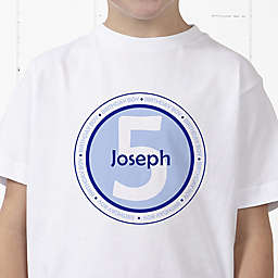 It's Your Birthday! Personalized Hanes® Youth T-Shirt