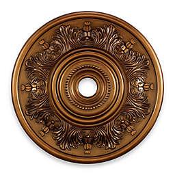 ELK Lighting Laureldale 30-Inch Ceiling Medallion in Antique Bronze