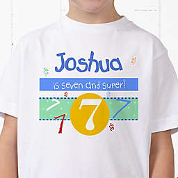 What's Your Number Personalized Hanes® Youth T-Shirt