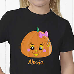 Pumpkin Pal Personalized Hanes® Youth T-Shirt