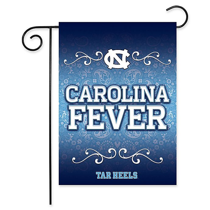 Alternate image 1 for University of North Carolina Garden Flag