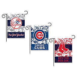 MLB Garden Flag Collection