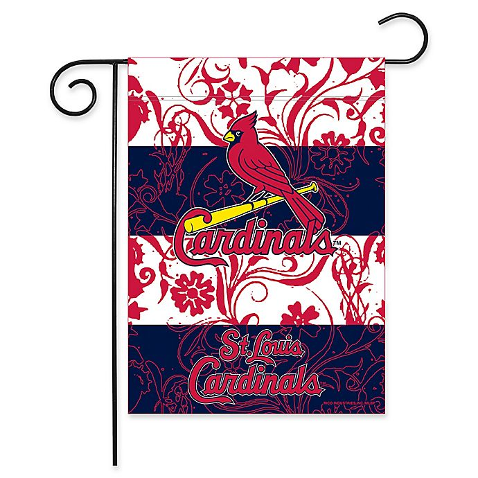 Alternate image 1 for MLB St. Louis Cardinals Garden Flag