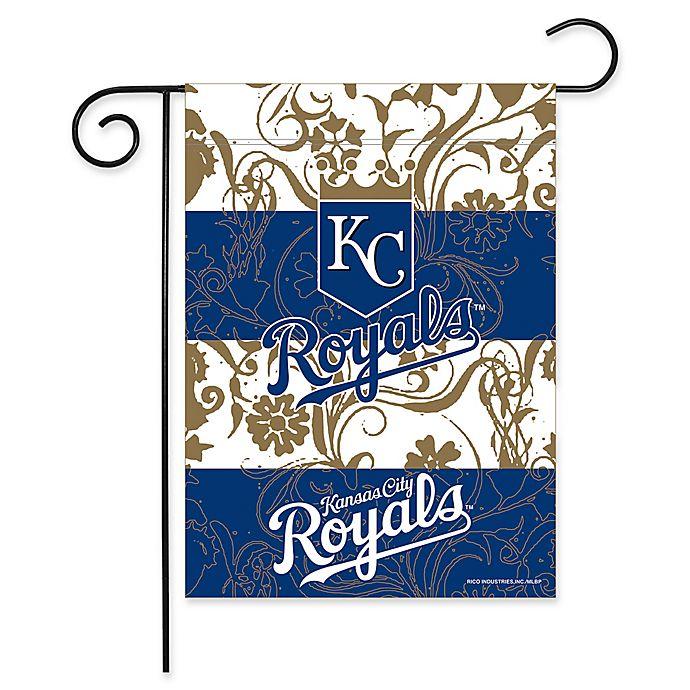 Alternate image 1 for MLB Kansas City Royals Garden Flag