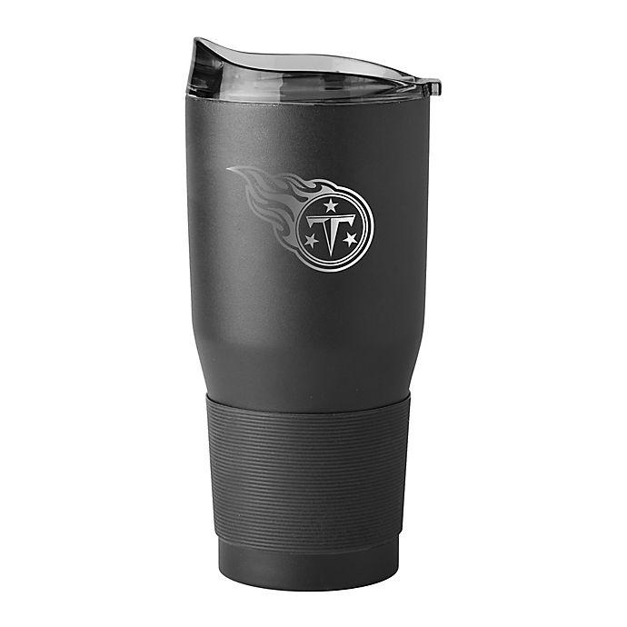 Alternate image 1 for NFL Tennessee Titans 30 oz. Premium Powder Coated Ultra Tumbler