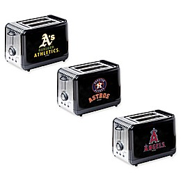 MLB 2-Slice Toaster Collection