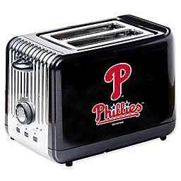 MLB Philadelphia Phillies 2-Slice Toaster