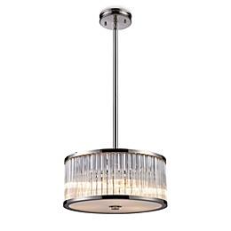 ELK Lighting Braxton 3-Light Pendant