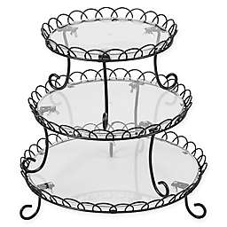 Cake Plates Cake Stands Dessert Servers Bed Bath