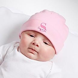 Alphabet Fun Personalized Infant Cotton Hat