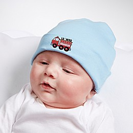 Jr. Firefighter Personalized Hat
