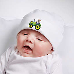 Tractor Time Personalized Hat