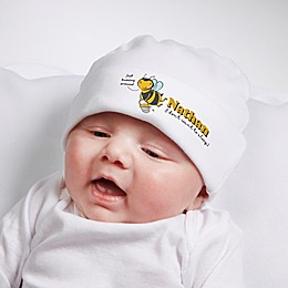 Lovable Bee Personalized Hat