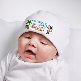 Lil' Pirate Personalized Hat
